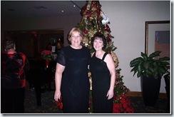 Rhonda and Shannon XMAS 2006