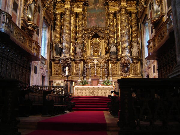 Se Catedral do Porto - Interior 4