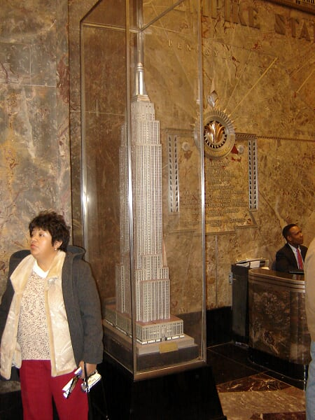 Empire State Building - Lobby 6