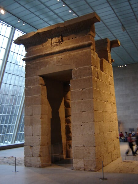 MET - The Temple of Dendur - 15 BC k