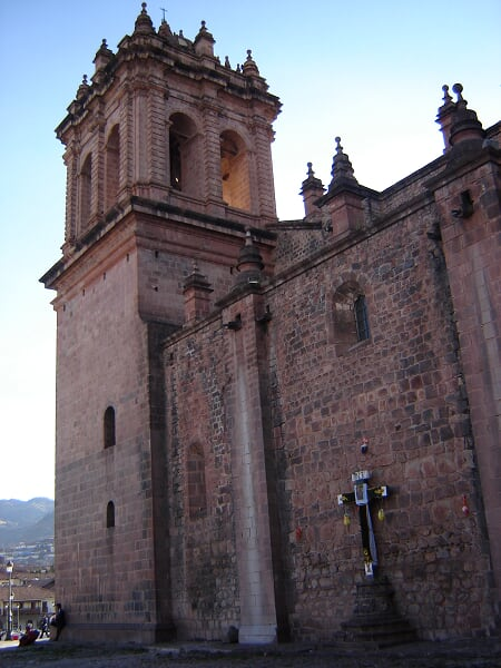 Cusco Cathedral 8