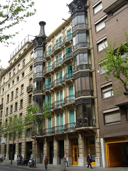 Eixample - Buildings 23