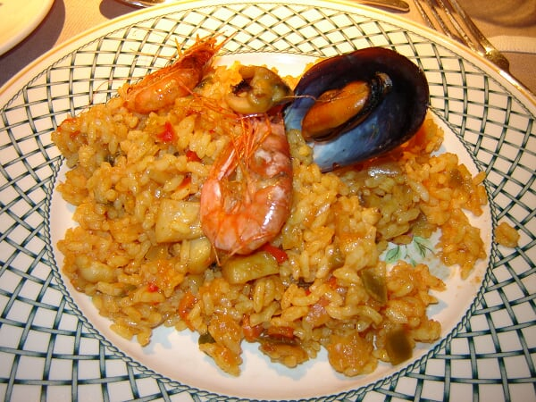 Food - Paella