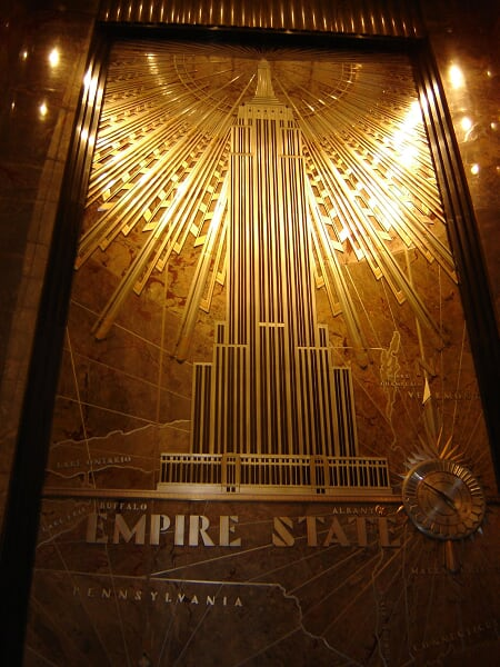 Empire State Building - Lobby 7