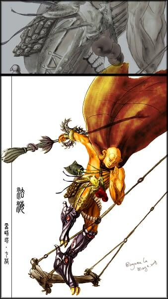 fahai for shanhua
