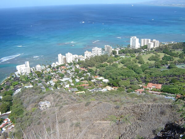 View from Diamond Head 10
