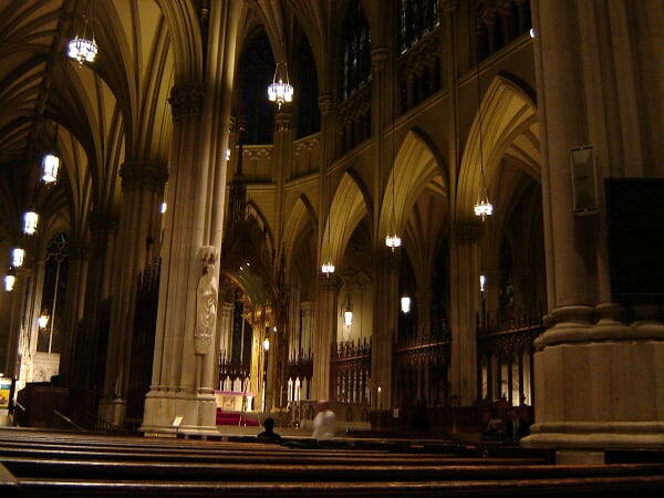 St. Patrick's Chatedral - Interior 18