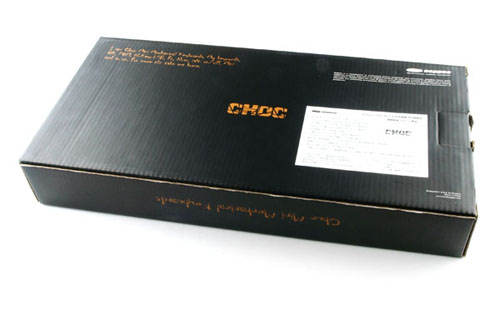 机械键盘noppoo choc mini84测评