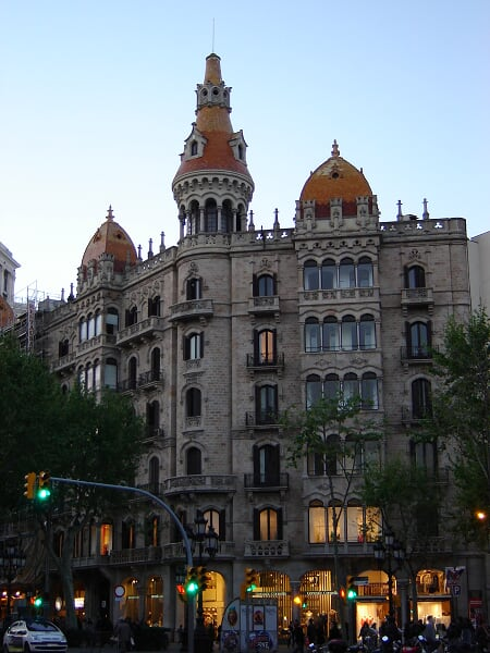 Eixample - Buildings 32