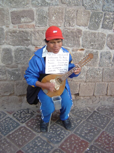 Cusco People 10